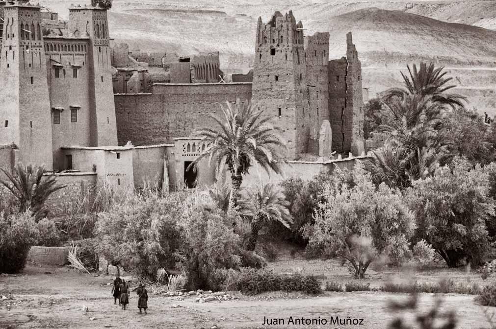 Ait Benhaddou Marruecos