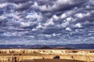 Aridez en el sur de Marruecos
