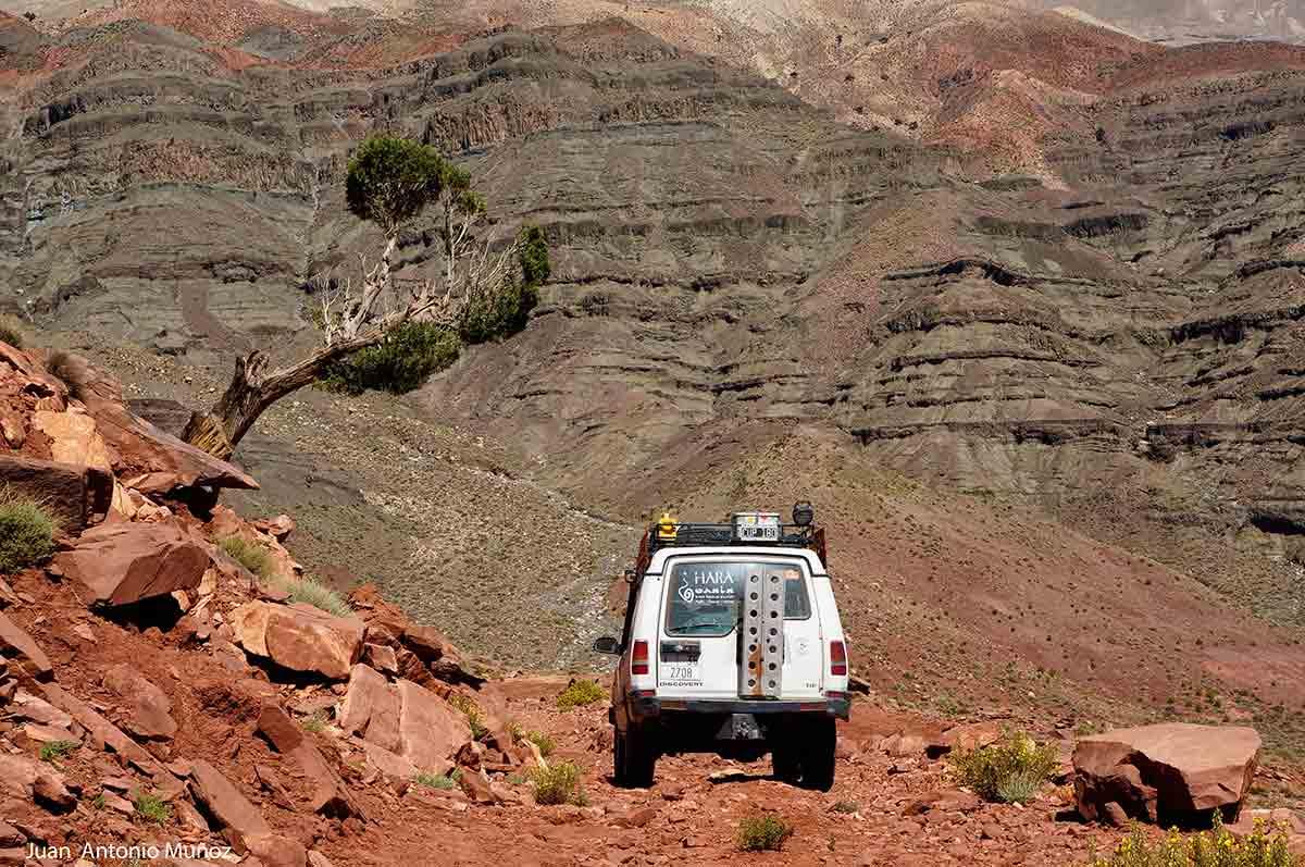 Atlas marroquí