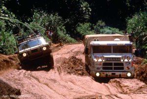 Barrizales en RD Congo