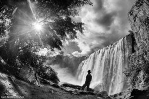 Cascadas de Chishimba Zambia