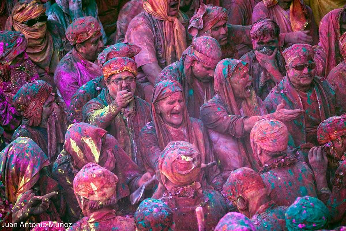 Colores del Holi