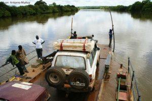Cruzando el Niger