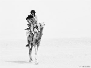 Cruzando el Sahara