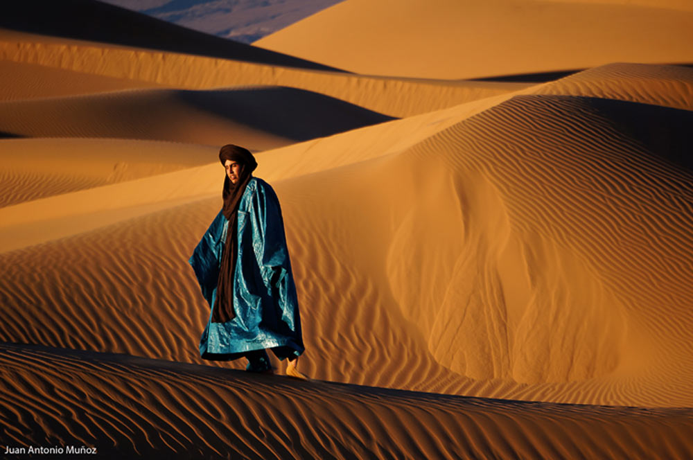 Dunas de los judíos Marruecos