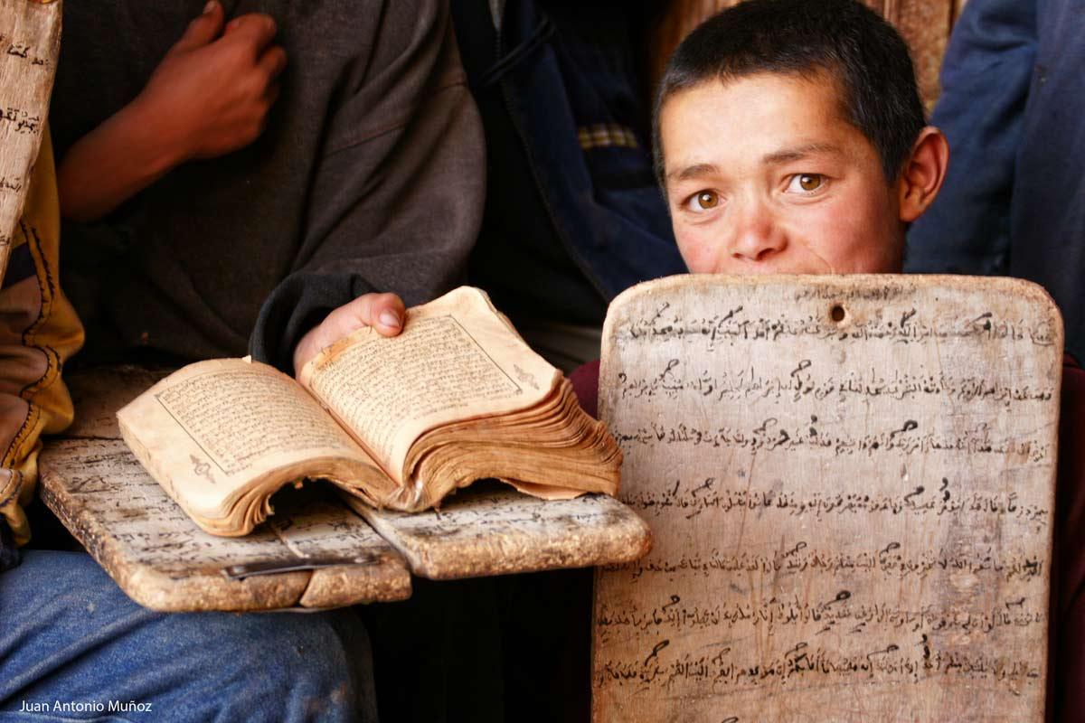 Escuela coránica Marruecos