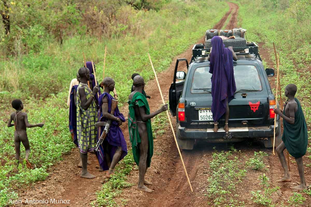 Expedicion sur Etiopia