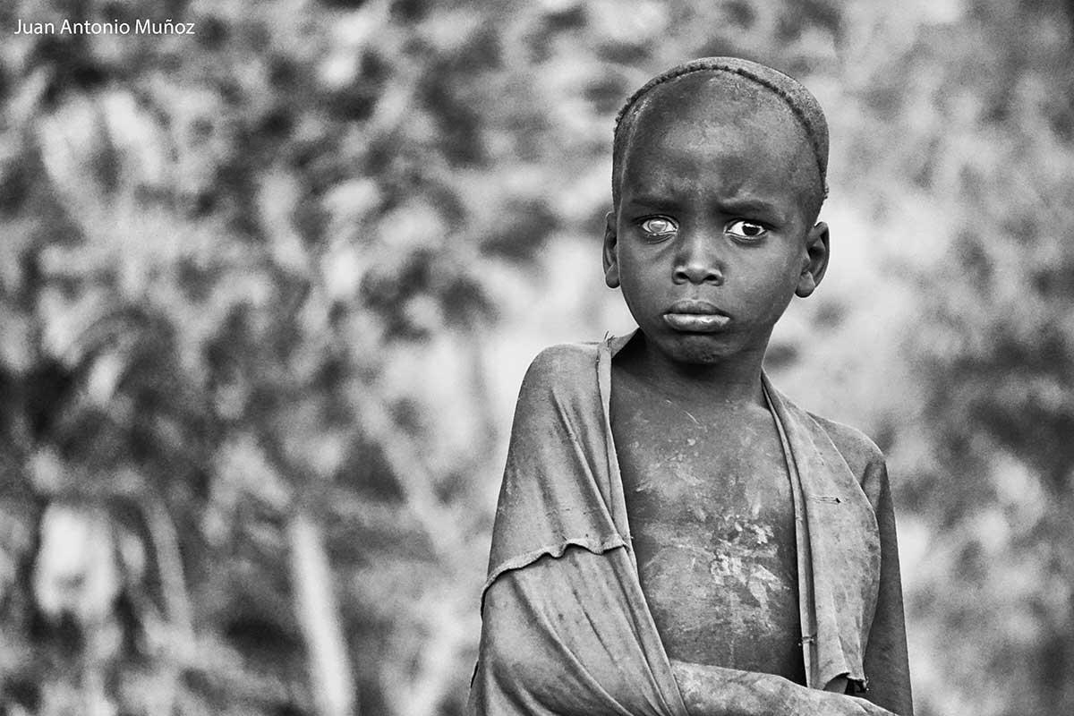 Ojos Surma Etiopía