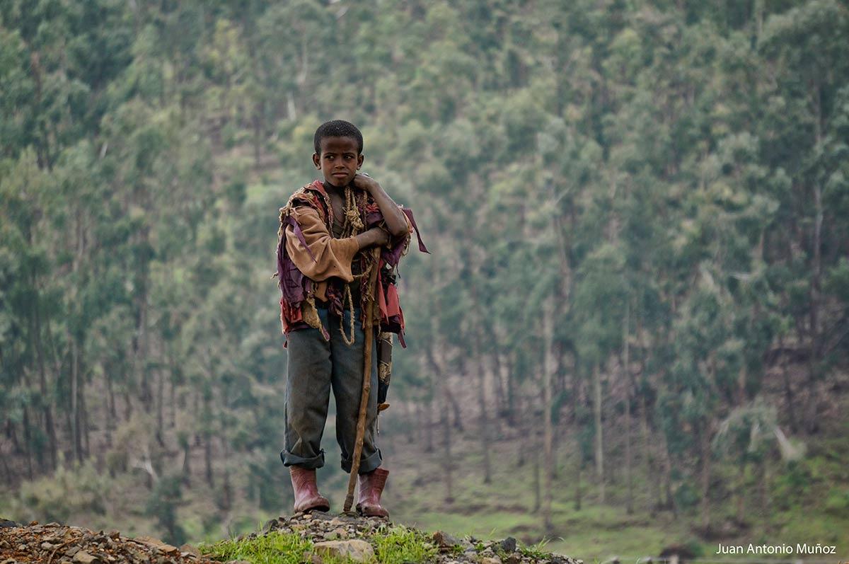 Pastor Oromo Etiopía
