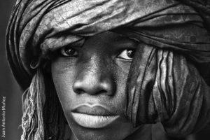 Peul en rio Senegal