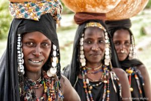 Peuls en Mali