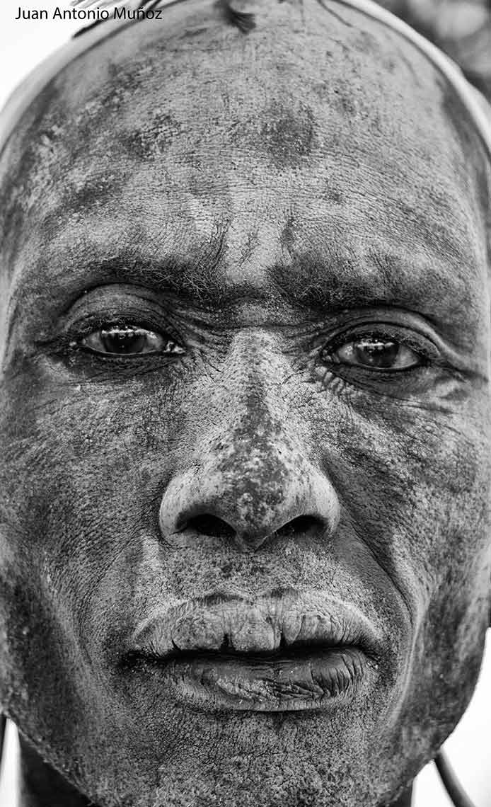 Retrato Musi Etiopía