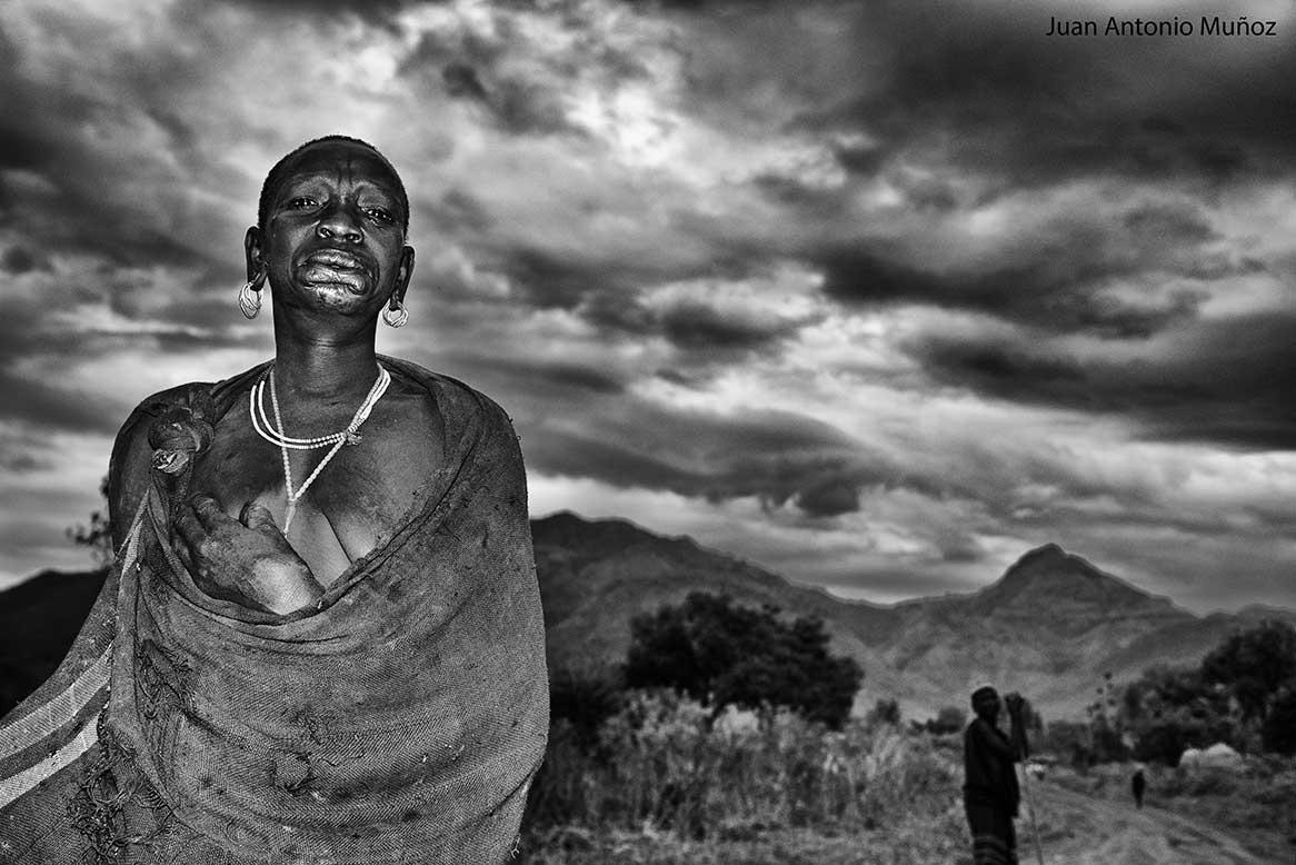 Surma Etiopía
