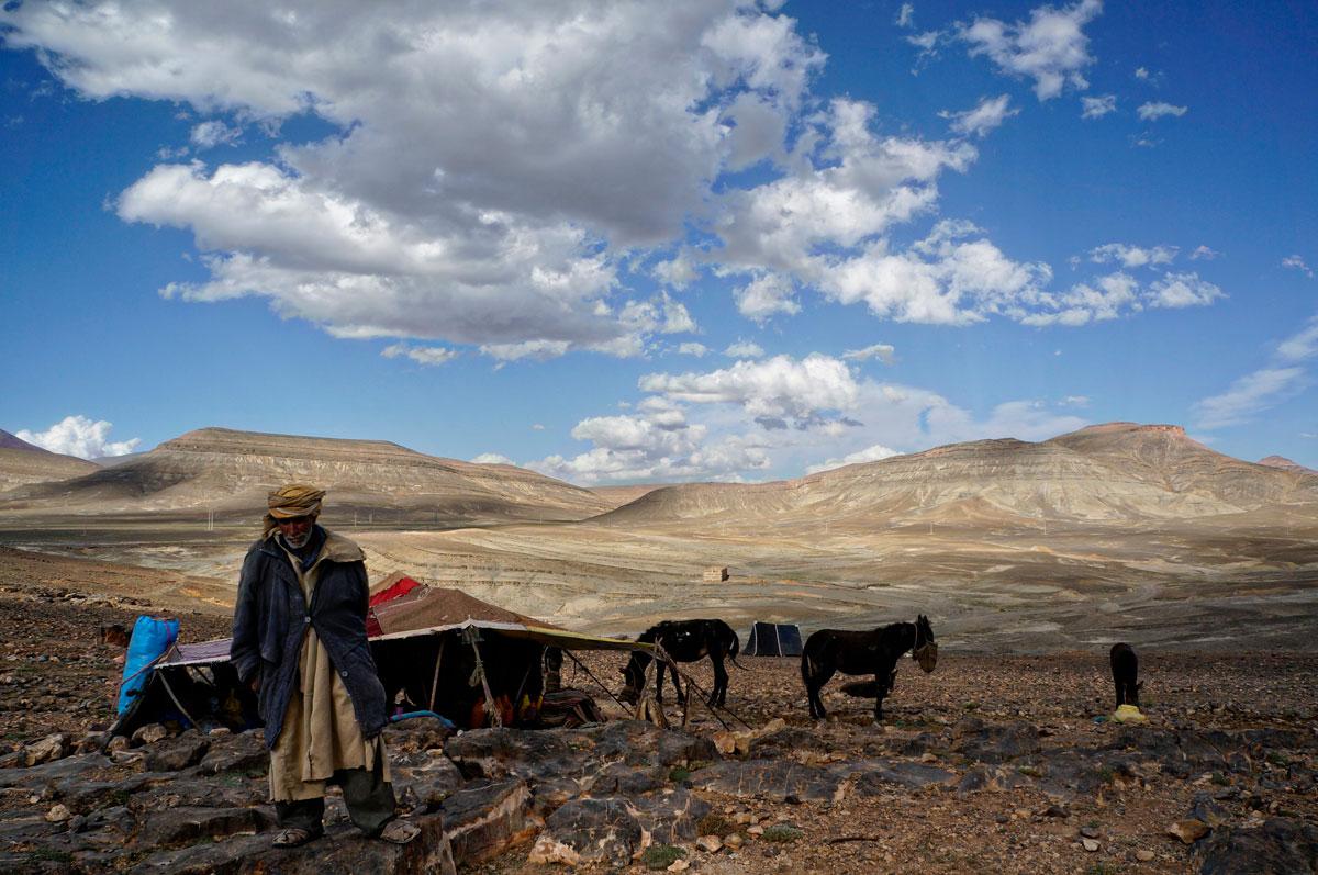 Viaje al Alto Atlas en Marruecos