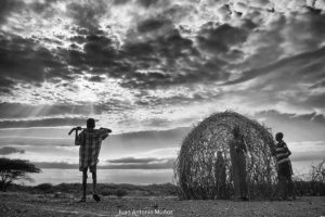 Amanecer Turkana Kenia