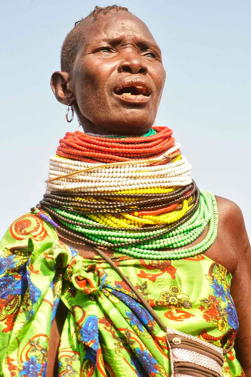 Collares Turkana Kenia