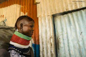 Colores Turkana Kenia