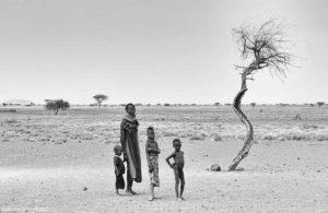 Family Turkanaland Kenia
