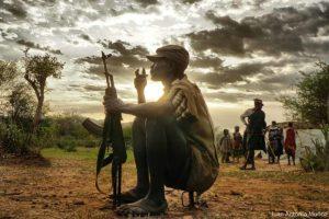 Guardian en Oropoi Kenia
