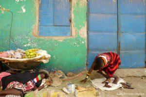 Mercado Kakuma Kenia