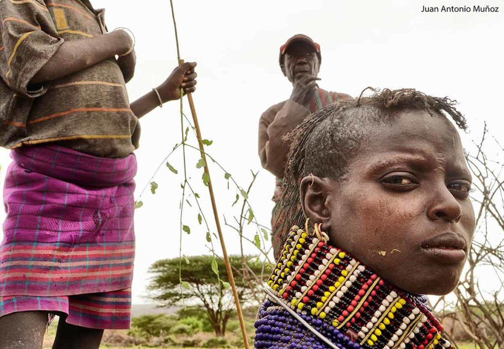 Mirada Turkana Kenia