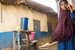 Musulman en Kakuma Kenia