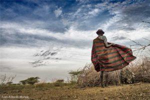 Vestido Turkana Kenia