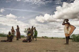 Amanecer Kokuro Kenia