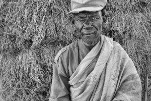 Anciano Oropoi Kenia