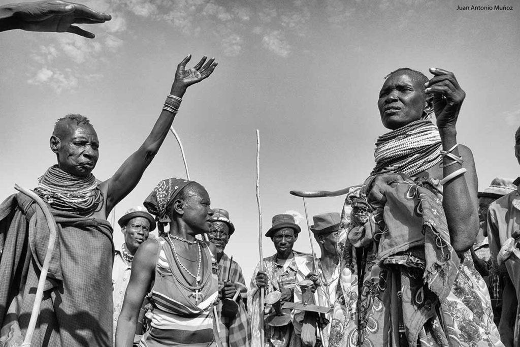 Bailando Kenia