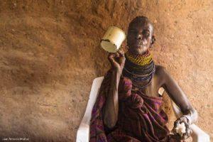 Bebedora Turkana Kenia
