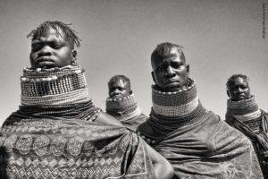 Turkanas de Oropoi Kenia