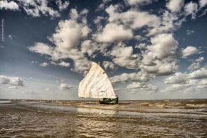 Velero lago Turkana Kenia
