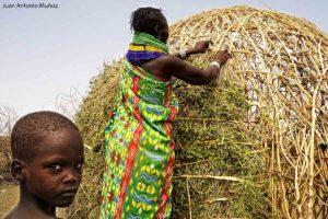 Vivienda turkana Kenia