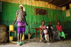 Bar Turkana Kenia