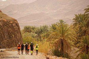 Entre la aridez y la espesura del Draa