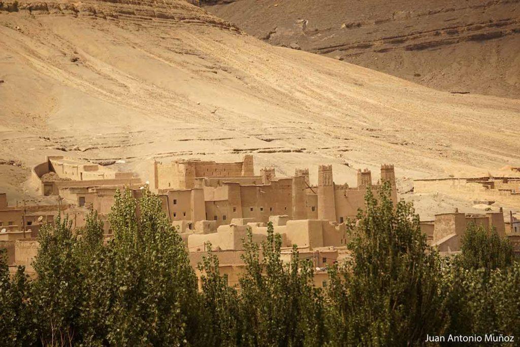 Agoudal Alto Atlas Marruecos