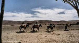 Caravana hacia Imilchil Marruecos