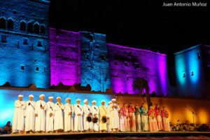 Grupo Ahwach Taourirt Ouarzazate