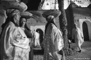 Mujeres en Taourirt Ouarzazate