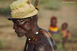 Turkana en familia