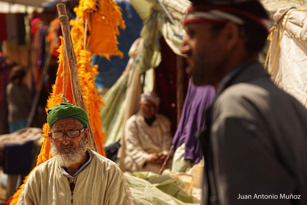 Mundo de mercaderes Marruecos