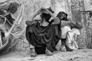 Mujeres en Imilchil Marruecos