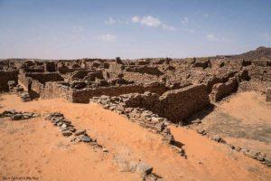 Ksar Barka. Mauritania