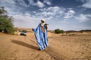 Final del atasco. Mauritania