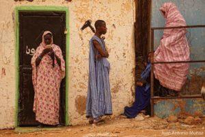 Boutilimit mercado. Mauritania