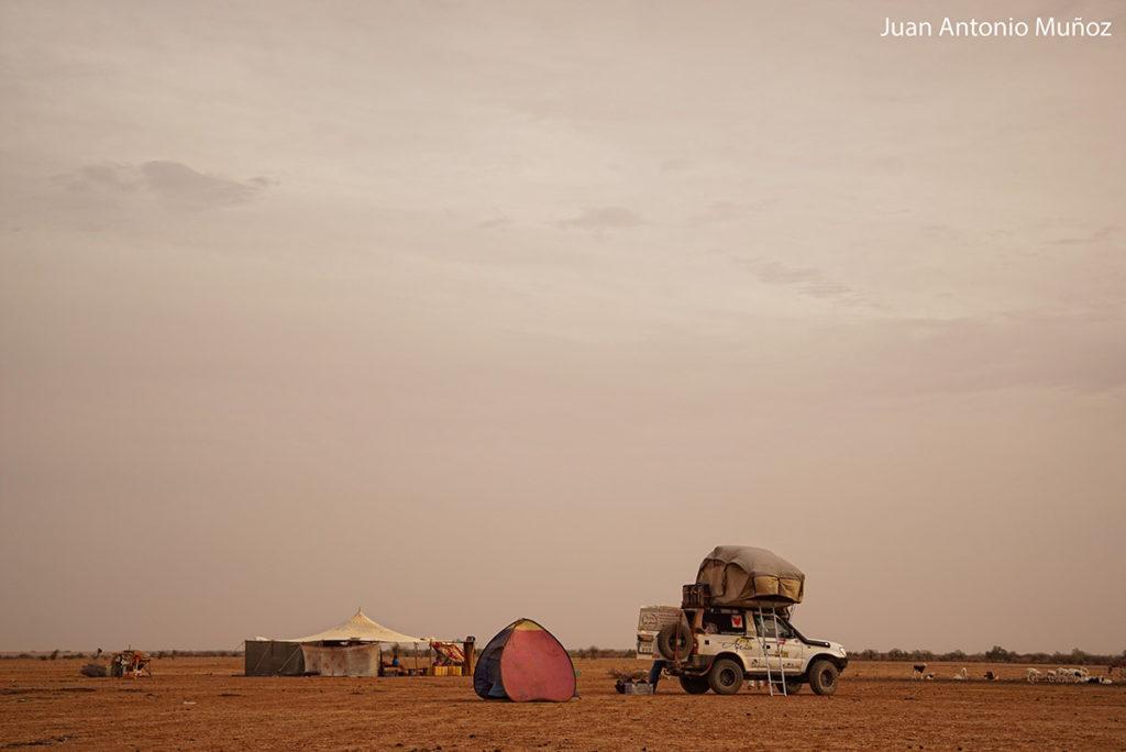 Campamento 2. Mauritania