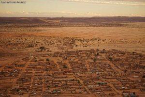 Ciudad de caravanas. Mauritania