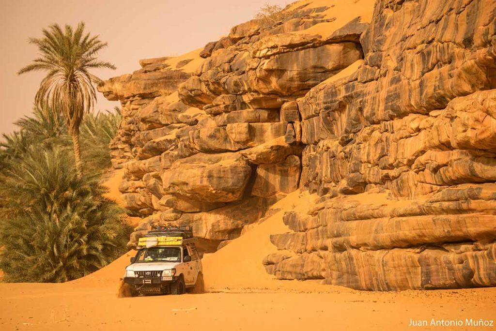 Atrapados en el guelta. Mauritania