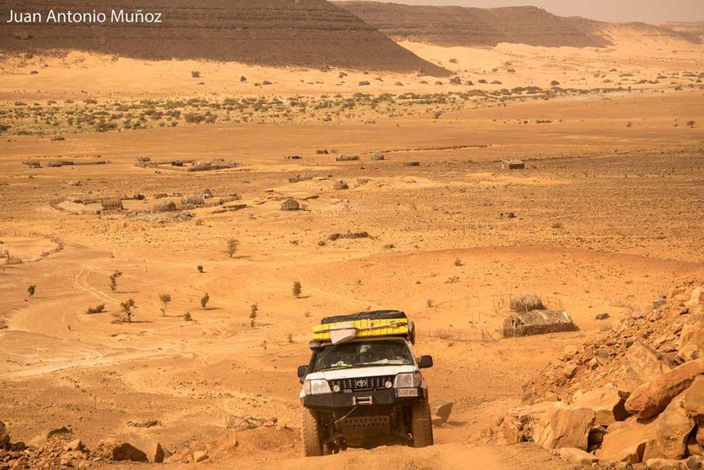 Escalando la falla. Mauritania